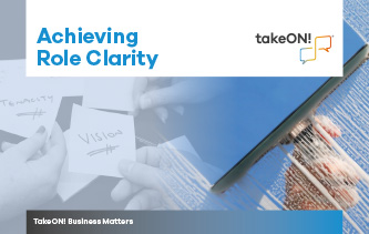 achieving role clarity