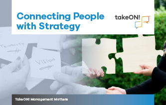 connecting people with strategy